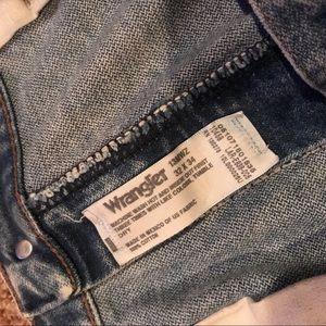 Urban Outfitters Shorts - Wrangler Denim Shorts
